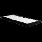 En topmadras opgraderer din seng (foto dunlopillo.dk)
